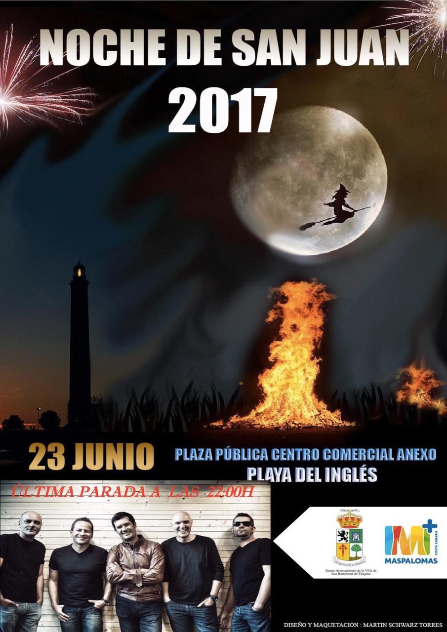 Noche San Juan Uěltima Parada