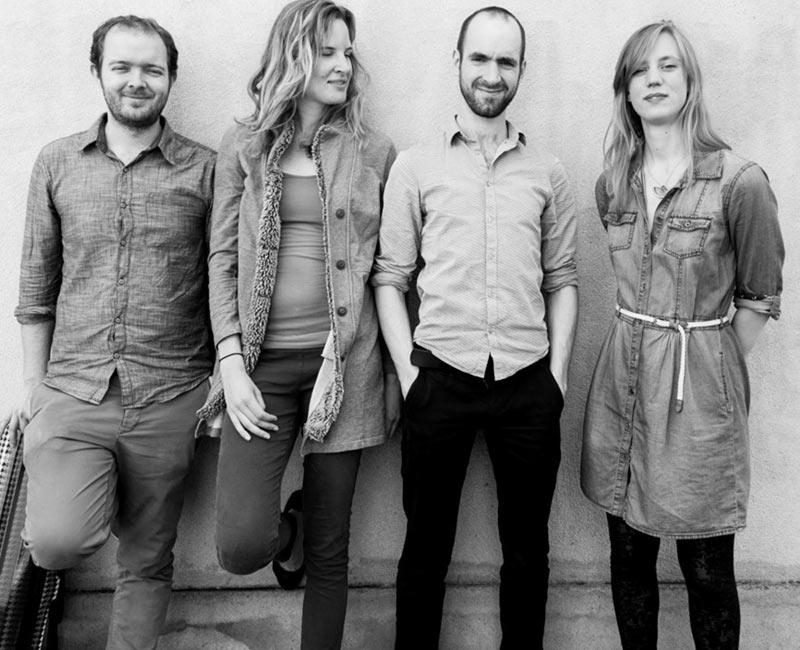 The north sea quartet string - Aktua